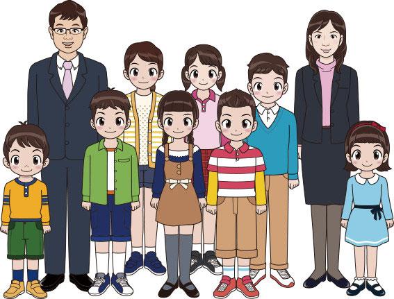 小学生向けe-learningキャラクター