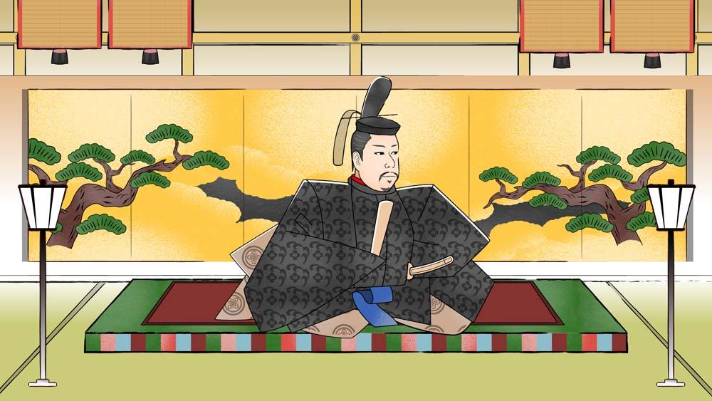 鎌倉時代イラスト
