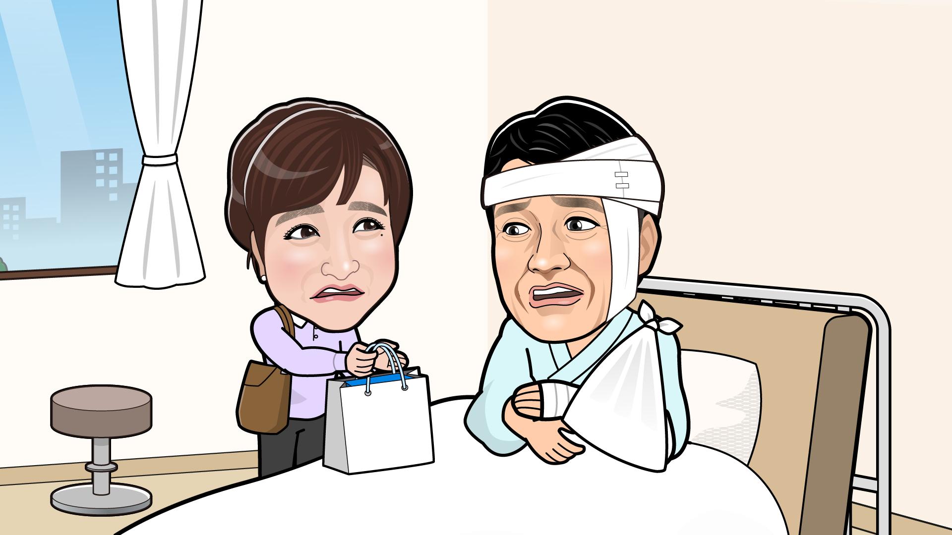 加藤浩次さんと川田裕美さん