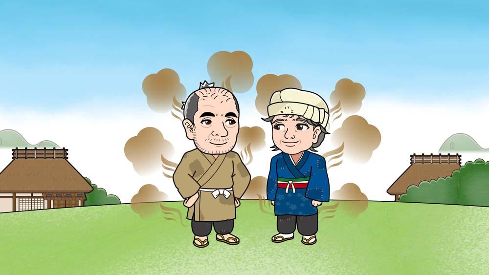 江戸時代の農民