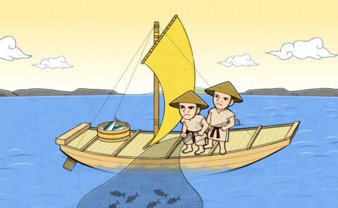 江戸時代の漁