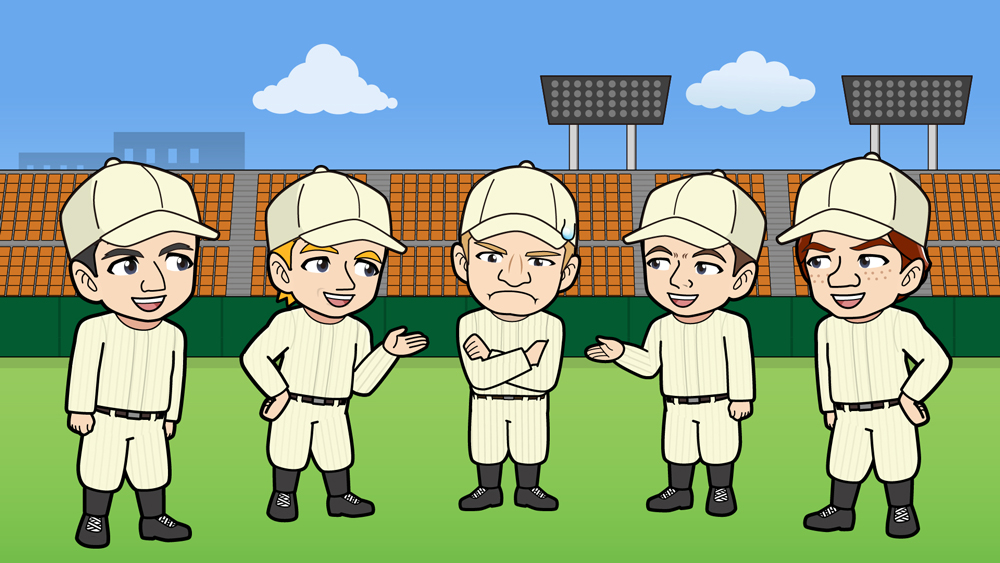 アメリカの野球選手